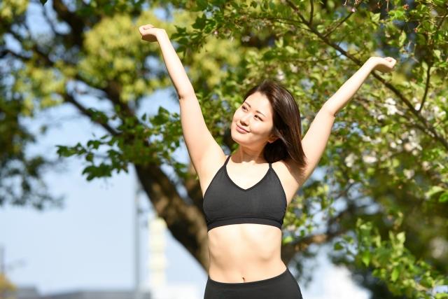 有酸素運動は「美と健康」の鍵です!